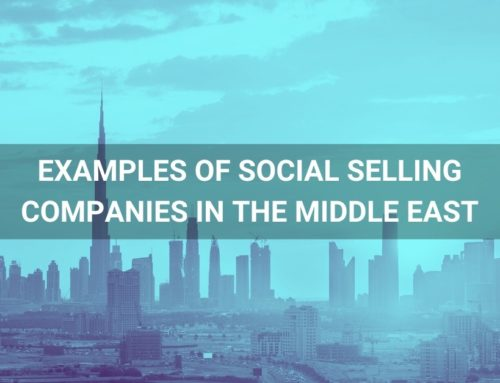 Modern selling companies in the middle east
